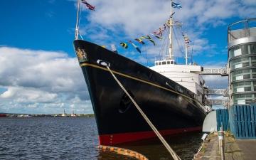 """الصورة: الصورة: بريطانيا تعتزم بناء سفينة """"وطنية"""" للترويج لتجارتها الخارجية"""