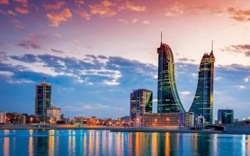 الصورة: الصورة: البحرين تتصدر المؤشر العالمي للجاذبية المالية للسنة الثالثة على التوالي