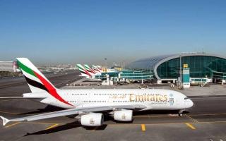 الصورة: الصورة: مطارات دبي تشيد بقرار إيطاليا فتح باب السفر من الإمارات بدون حجر صحي