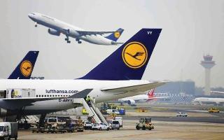 الصورة: الصورة: «لوفتهانزا» تعيد تشغيل 50 طائرة إضافية