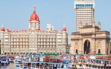 الصورة: الصورة: الاقتصاد الهندي ينكمش 7.3%
