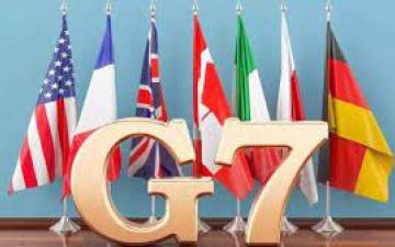 الصورة: الصورة: «مجموعة السبع» تتجه لوضع حد أدنى لضريبة الشركات عالمياً