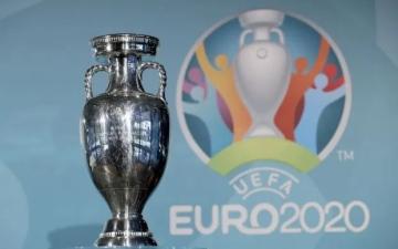 الصورة: الصورة: 16000 مشجع يحضرون مباريات «يورو 2020»