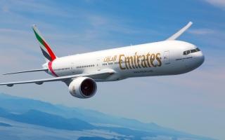"""الصورة: الصورة: """"طيران الإمارات"""" تقوم باستدعاء بعض طياريها للعودة إلى العمل"""