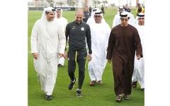 الصورة: الصورة: خلدون المبارك:  رؤية منصور بن زايد تقود مانشستر سيتي من نجاح إلى آخر