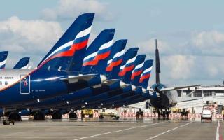 الصورة: الصورة: روسيا .. استئناف رحلات الطيران مع مصر خلال أيام