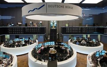 الصورة: الصورة: أسهم أوروبا عند ذرى قياسية بدعم تفاؤل التعافي الاقتصادي