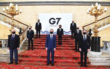 الصورة: الصورة: اتفاق عالمي تاريخي بإنهاء «السباق نحو القاع».. فرض ضرائب على الشركات الكبرى بنسبة 15%