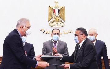 الصورة: الصورة: 7.5 مليارات دولار تكلفة إنشاء مجمع بتروكيماويات في مصر