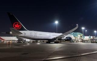 الصورة: الصورة: مطارات دبي تعلن عودة الخطوط الجوية الكندية