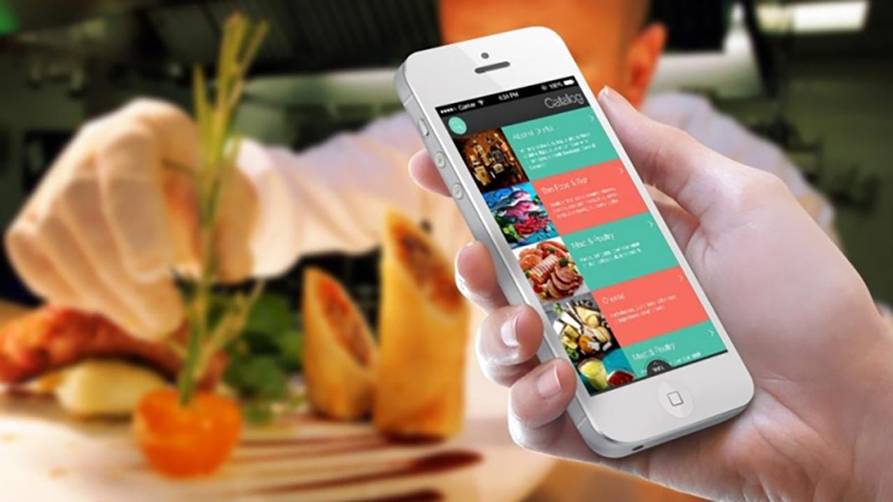 الصورة : القبول المتنامي للمدفوعات الرقمية عزز أعمال المطاعم   البيان