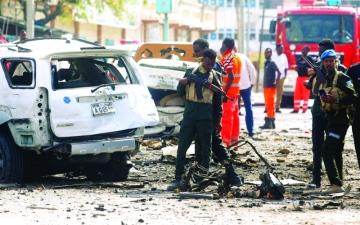 الصورة: الصورة: الإمارات تدين الاعتداء الإرهابي في مقديشو