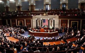 الصورة: الصورة: مجلس الشيوخ يقر خطة اقتصادية تاريخية للتصدي للصين