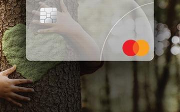 الصورة: الصورة: إطلاق بطاقات ماستر كارد المستدامة