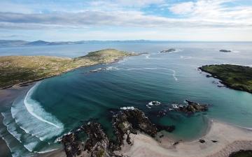 الصورة: الصورة: هيئة السياحة الإيرلندية تحتفي بإعادة فتح السفر إلى إيرلندا في 19 يوليو