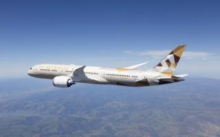 الصورة: الصورة: «الاتحاد للطيران» تستعيد 89 % من شبكة وجهاتها ما قبل الجائحة
