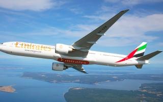 الصورة: الصورة: طيران الإمارات تستأنف رحلاتها إلى مالطا عبر لارنكا 14 يوليو
