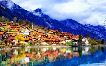 الصورة: الصورة: سويسرا تدرس مواجهة تأثيرات فرض حد أدنى لضرائب الشركات