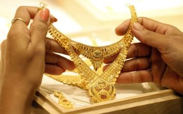الصورة: الصورة: ارتفاع أسعار الذهب بدعم من تراجع الدولار