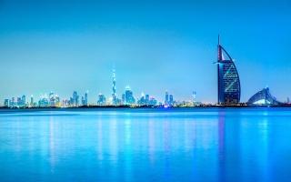 """الصورة: الصورة: دبي الأولى عربياً والثانية عالمياً ضمن تصنيف للوجهات الأكثر رواجاً على """"تيك توك"""""""