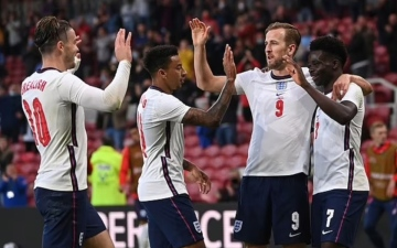 الصورة: الصورة: 12 مليون استرليني مكافأة للاعبي إنجلترا في حال الفوز بـ «يورو 2020»