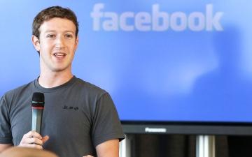 الصورة: الصورة: رئيس «فيسبوك» يعتزم العمل من المنزل 6 أشهر