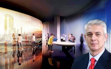 الصورة: الصورة: الأردن يستعرض فرص الاستثمار والشراكة في إكسبو دبي