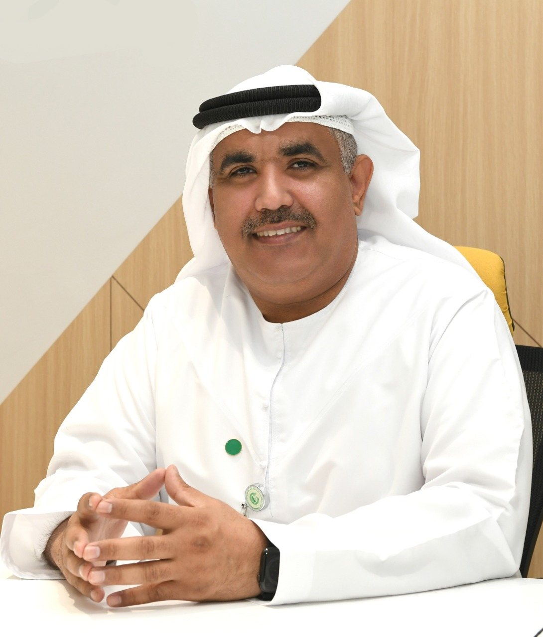 الصورة : العقيد جمعة الرّحومي، مدير إدارة مكافحة الجريمة المنظمة