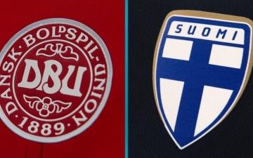 الصورة: الصورة: التشكيل الرسمي لمواجهة الدنمارك وفنلندا في يورو 2020