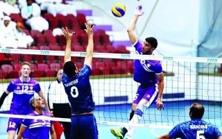 الصورة: الصورة: عبد الله الجابري لـ «البيان الرياضي»: الألعاب الجماعية لن تنافس خارجياً