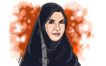 الصورة: الصورة: أمل القبيسي.. أول عربية تترأس برلمان بلدها