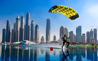 الصورة: الصورة: 15 ميزة ترسخ دبي أرضاً للأحلام
