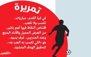 الصورة: الصورة: في كرة القدم.. مباريات..  تكسب ولا تلعب
