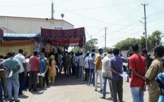 الصورة: الصورة: الهند تسجل أدنى حصيلة إصابات بكورونا منذ مطلع أبريل الماضي