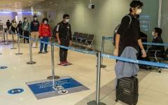"""الصورة: الصورة: تحديث """"القائمة الخضراء"""" للمسافرين القادمين إلى أبوظبي"""