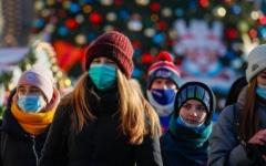 الصورة: الصورة: روسيا تشهد ارتفاعا ملحوظا في عدد الإصابات بكورنا خلال يوم واحد