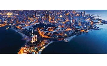 الصورة: الصورة: ناتج الكويت الإجمالي ينكمش 9.9% في 2020