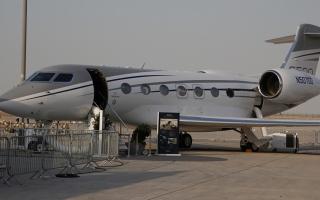 الصورة: الصورة: ازدهار طيران رجال الأعمال