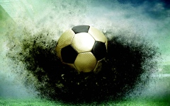 الصورة: الصورة: 9 نجوم كرة  قدم عالميين يتلقون لقاح كورونا  في دبي