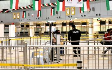 الصورة: الصورة: منع دخول المقيمين إلى الكويت مستمر حتى إشعار آخر