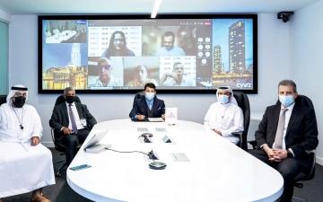 الصورة: الصورة: اتفاقية بين «مجموعة الإمارات» و«أكاديمية جي إم آر» الهندية لتعزيز أمن الطيران