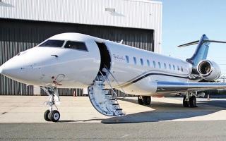 الصورة: الصورة: «سايرس أفييشن» تخطط لزيادة أسطولها إلى 100 طائرة في 3 سنوات