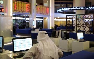 الصورة: الصورة: سوق دبي يحلق إلى أعلى مستوى منذ 16 شهراً
