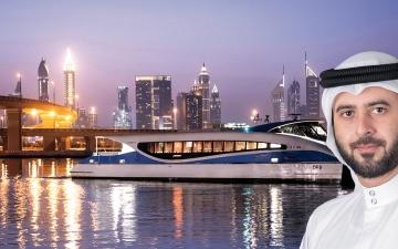 الصورة: الصورة: %70  ارتفاع ركاب النقل البحري بدبي خلال الربع الأول من 2021