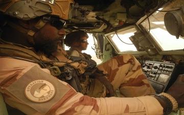 الصورة: الصورة: مقتل 10 إرهابيين في عمليات للجيش ببوركينا فاسو