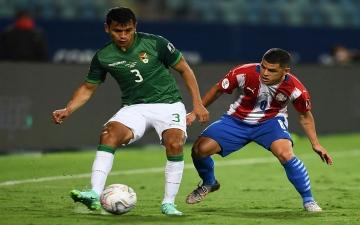 الصورة: الصورة: باراغواي تستدرك تأخرها وتهزم بوليفيا 3-1 في كوبا أمريكا