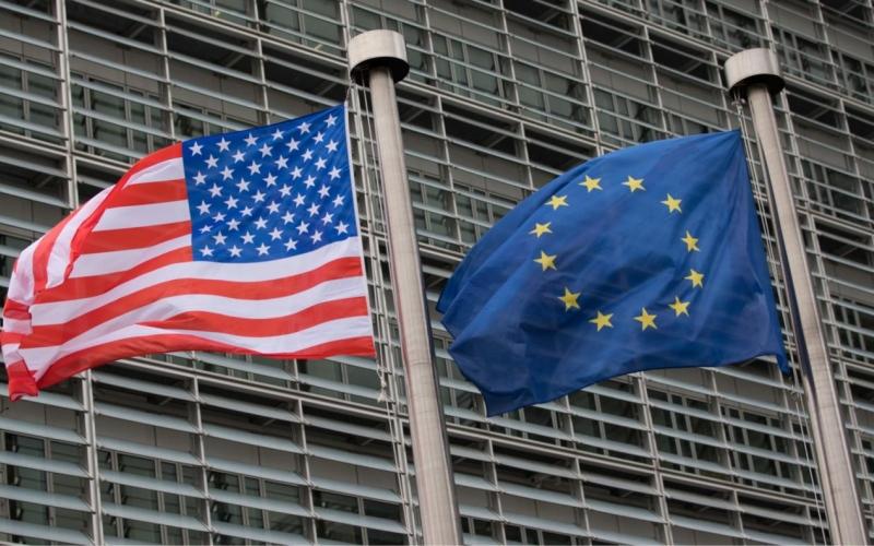 الصورة: الصورة: الاتحاد الأوروبي والولايات المتحدة يعلّقان الرسوم الجمركية العقابية بين ايرباص وبوينغ لـ 5 أعوام