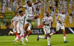"""الصورة: الصورة: بفوز مثير على فيتنام.. """"الأبيض"""" الإماراتي يتأهل للتصفيات النهائية للمونديال"""
