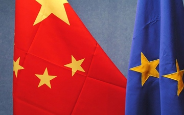 الصورة: الصورة: دراسة: تقلص كبير للاستثمارات الصينية في أوروبا