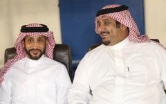 الصورة: الصورة: إحالة قضية الـ 170 مليونا بين سامي الجابر ونواف بن سعد إلى جهة التنفيذ